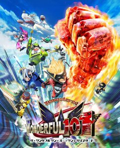 The Wonderful 101: Remastered - Recensione