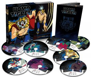 Uomo Tigre II - Anime Factory