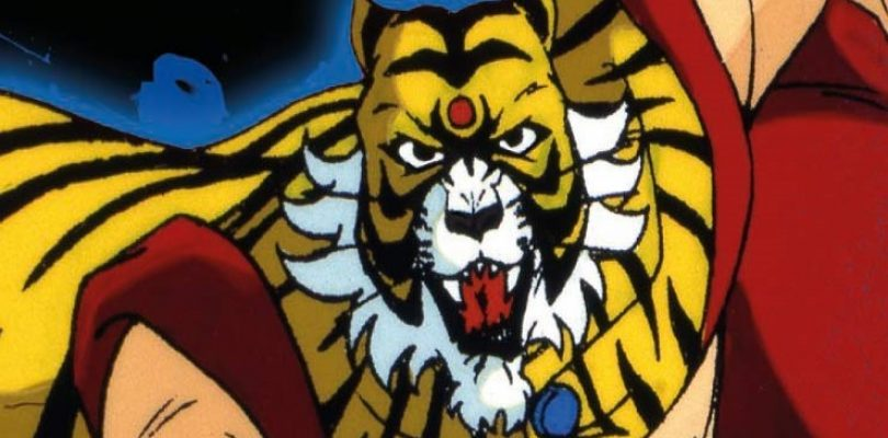 Uomo Tigre II