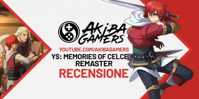 VIDEO Recensione – Ys: Memories of Celceta Remaster