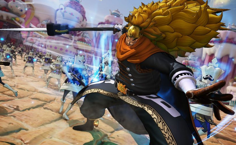 ONE PIECE: PIRATE WARRIORS 4 – Prime immagini per Vinsmoke Judge
