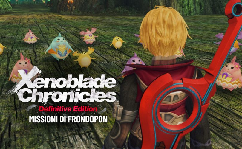 Xenoblade Chronicles: Definitive Edition - Missioni di Frondopon