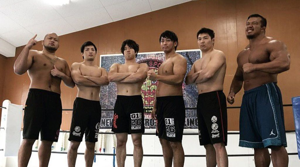 Young Lions - NJPW
