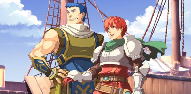 Ys - La leggenda dell'avventuriero dai capelli rossi