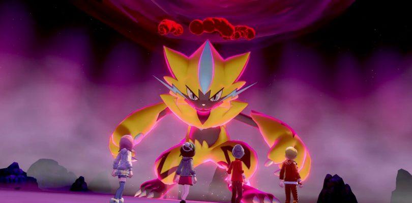 Pokémon Spada e Scudo: uno Zeraora shiny in regalo per tutti