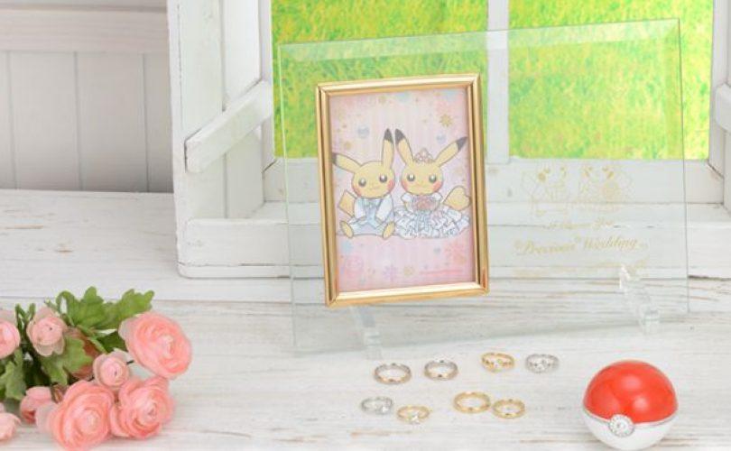 Pokémon: un gioielliere di Tokyo realizza degli anelli a tema Pikachu
