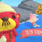 Animal Crossing: New Horizons – disponibile l'aggiornamento 1.3.0