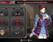 Bloodstained: disponibili le modalità Boss Revenge e Chroma Wheel