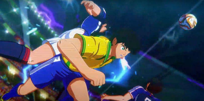 Captain Tsubasa: Rise of New Champions, Brasile confermato nel nuovo trailer