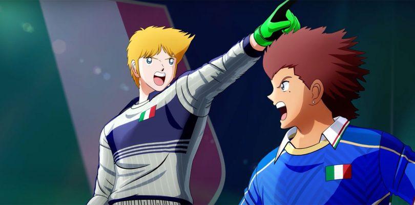 Captain Tsubasa: Rise of New Champions, trailer per la Italian Junior Youth