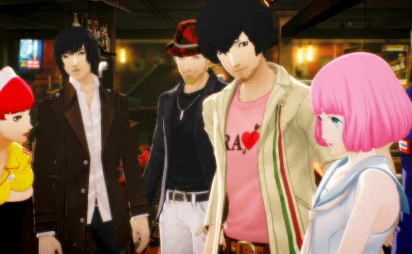 Catherine: Full Body per Nintendo Switch, il trailer di lancio