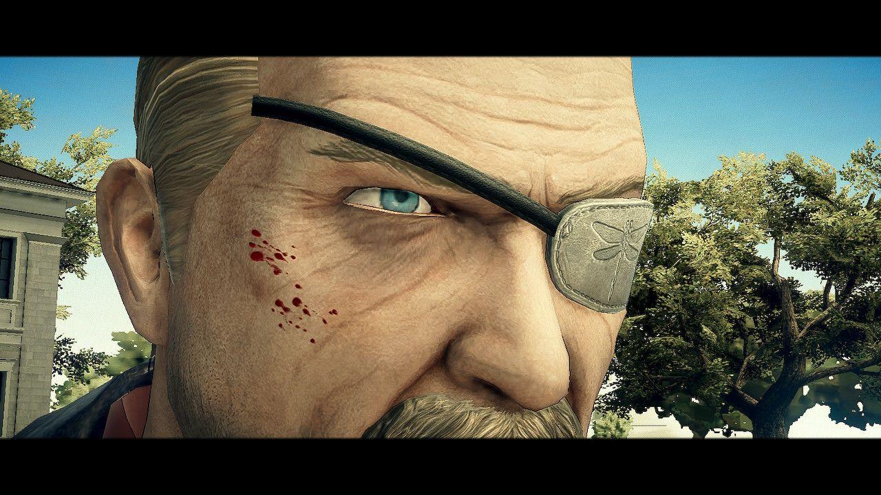 Il patriarca della famiglia Clarkson, tra i protagonisti di Deadly Premonition 2