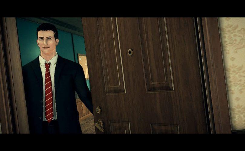 L'agente Francis York Morgan, protagonista di Deadly Premonition 2