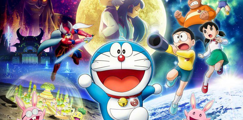 Doraemon: Nobita alla scoperta della Luna