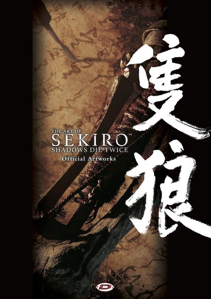 Dynit Manga - The Art of SEKIRO