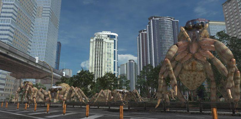 EARTH DEFENSE FORCE 6 uscirà su PS5 e PS4