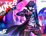 Persona 5: Prime 1 Studio apre i pre-order per la figure di Joker
