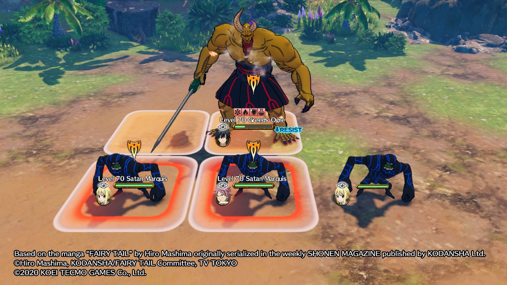 FAIRY TAIL - JRPG di GUST per PS4, Nintendo Switch e PC