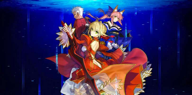Fate/EXTRA Record