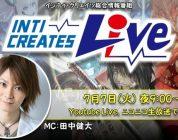 Inti Creates Live #12: livestream in arrivo il 7 luglio