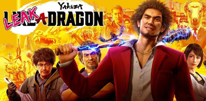 Yakuza: Like a Dragon, svelata per errore la data di uscita?
