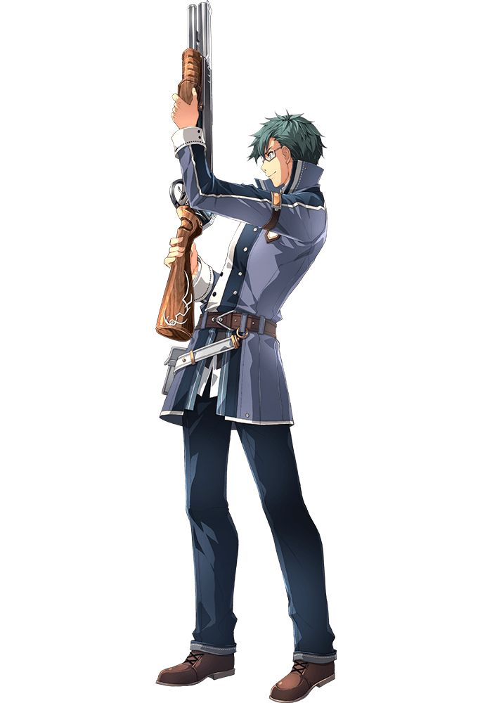 The Legend of Heroes: Hajimari no Kiseki