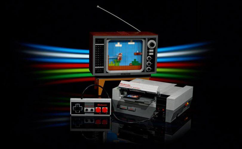 Nintendo x LEGO: un tuffo negli anni 80 con il set dedicato al NES