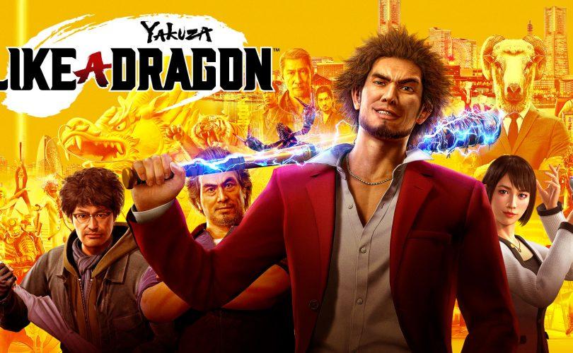 Yakuza: Like a Dragon arriverà a novembre, confermata la versione PS5