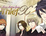 Love Letter from Thief X: la visual novel otome uscirà su Switch il 9 luglio