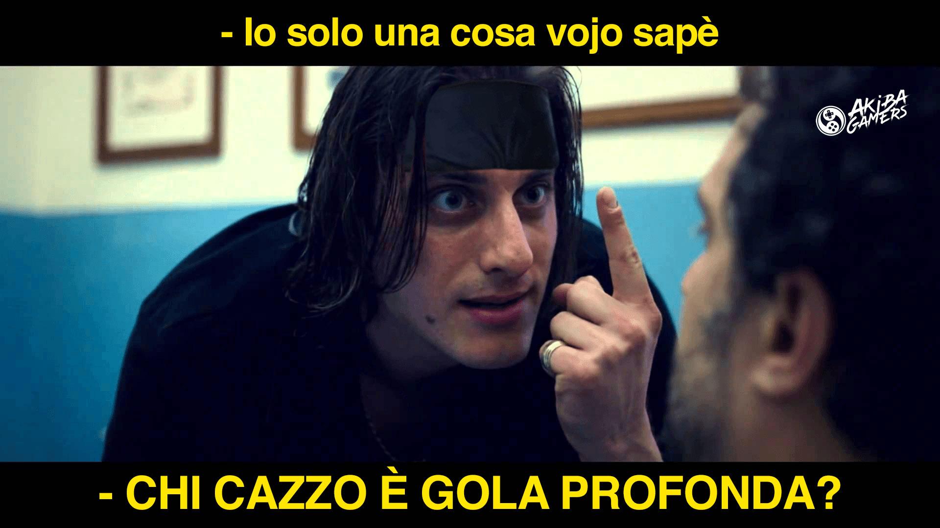 Luca Marinelli meme