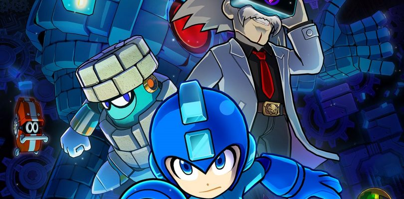 Mega Man VR: Targeted Virtual World!!