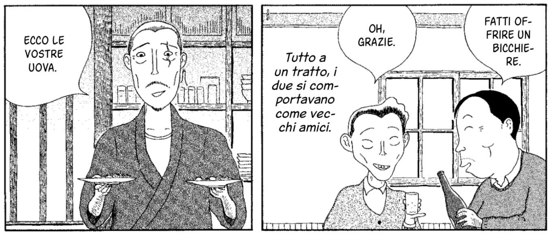 """La taverna di mezzanotte: in arrivo il manga di """"Midnight Diner"""""""