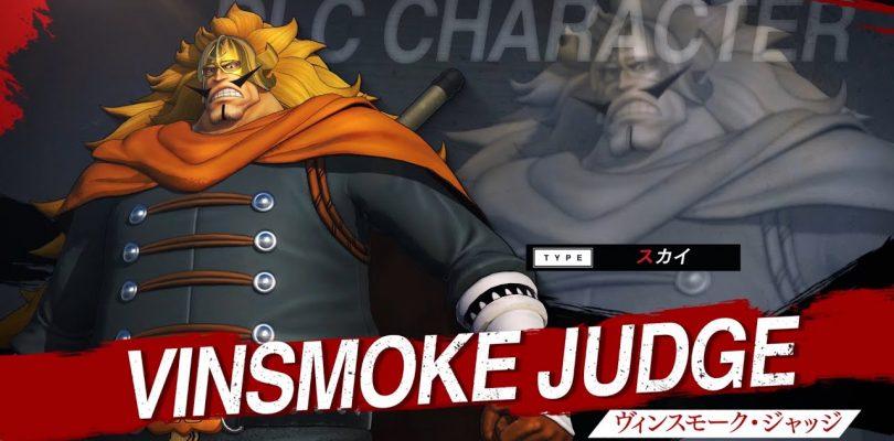 Vinsmoke Judge