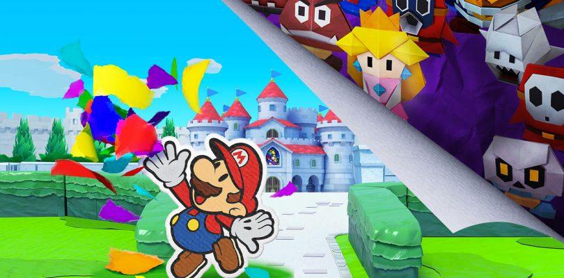 Paper Mario: The Origami King - La prima recensione
