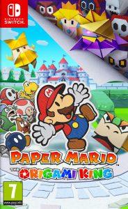 Paper Mario: The Origami King - Recensione
