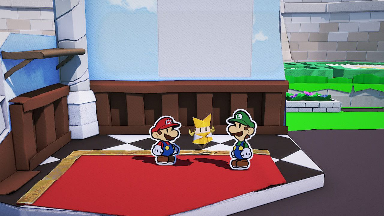 Paper Mario: The Origami King - Recensione