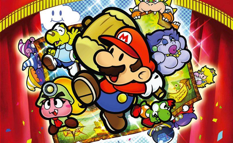 Paper Mario: ai developer è stato posto un veto sulla creazione di nuovi personaggi