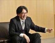 Satoru Iwata CEO Nintendo