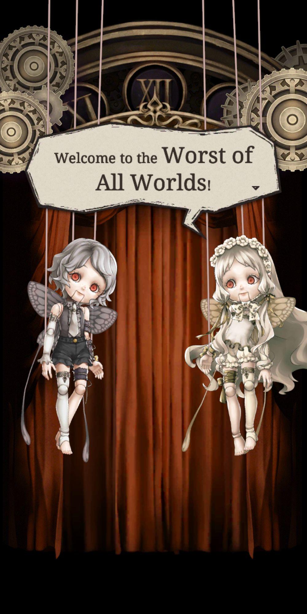 Parrah e Noya, le inquietanti marionette guardiane della Library