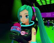 Space Channel 5 VR: Kinda Funky News Flash! – Trailer per il DLC di Hatsune Miku