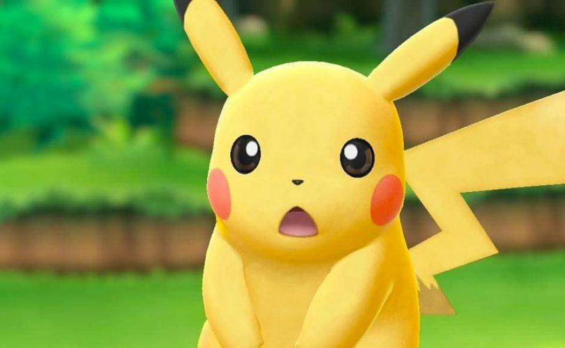 Pikachu stava per diventare una prosperosa tigre per il suo debutto occidentale