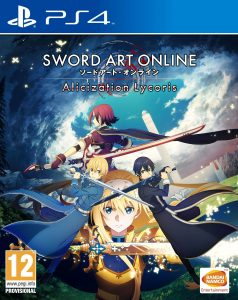 SWORD ART ONLINE: Alicization Lycoris – Recensione