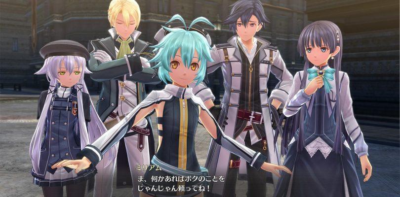 In The Legend of Heroes: Hajimari no Kiseki vedremo in azione il nuovo engine di Falcom