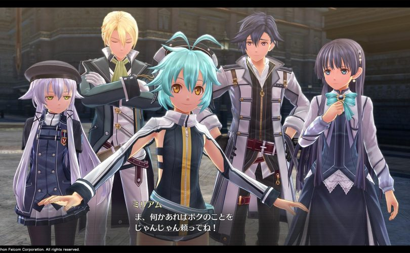 In The Legend of Heroes: Hajimari no Kiseki vedremo in azione il nuovo engine di Falcom