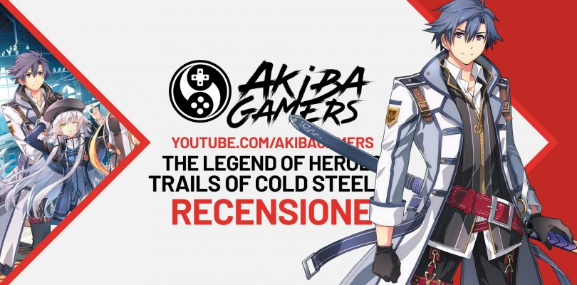 VIDEO Recensione – The Legend of Heroes: Trails of Cold Steel III