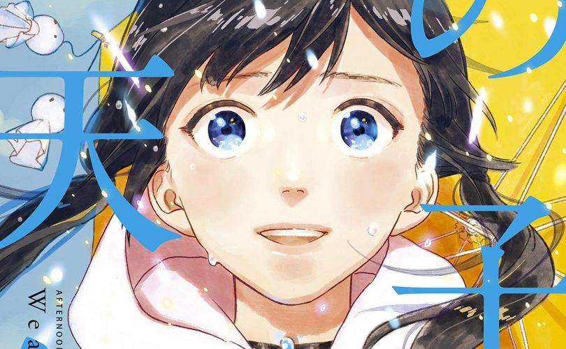 Star Comics annuncia i manga di WEATHERING WITH YOU e SAVAGE SEASON