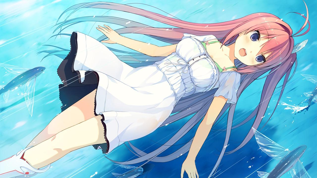 Aokana: Four Rhythms Across the Blue - Recensione
