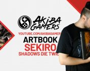 VIDEO – Artbook di SEKIRO: SHADOWS DIE TWICE