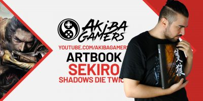 VIDEO – Artbook di SEKIRO: SHADOWS DIE TWICE