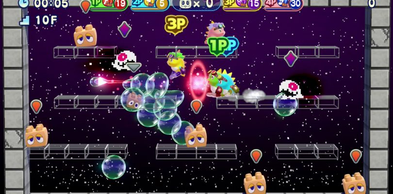Bubble Bobble 4 Friends: The Baron is Back! – Le prime immagini